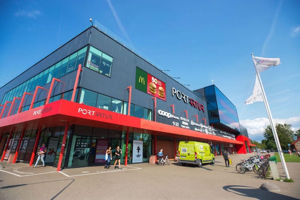 Pärnu Port Artur 2
