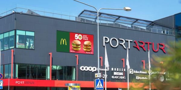Port Artur 2 LED