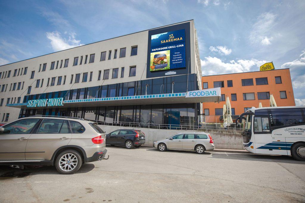 Seaport ekraan Saaremaa näide
