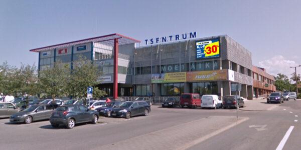 Rakvere Tsentrum LED